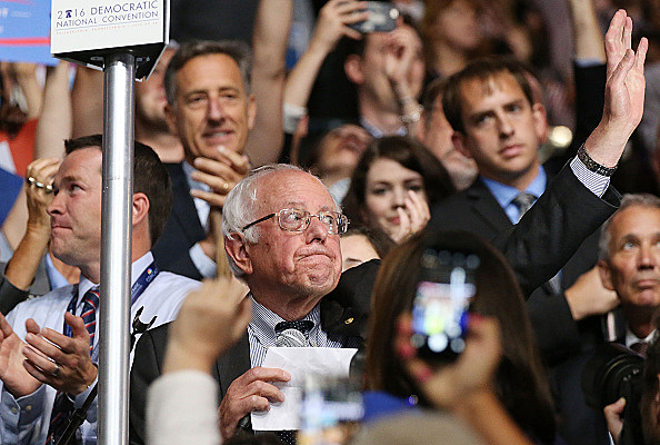 2016 Democratic National Convention - Day 2