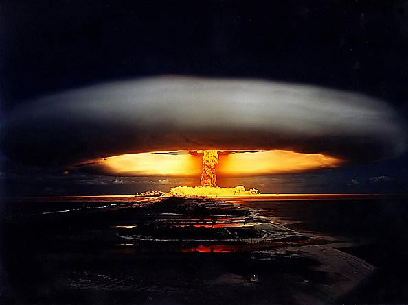 Nuclear Test France
