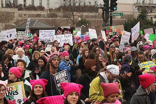Women's March on Washington - 2017