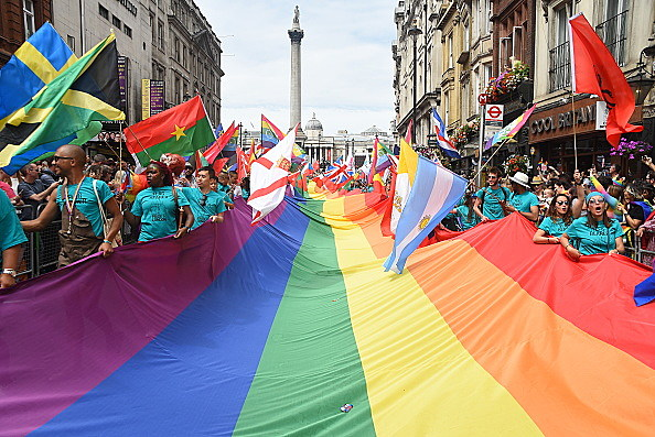 Pride In London 2017 - The Parade